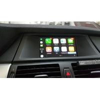 Apple CarPlay compatible BMW X5 et BMW X6 avec écran CCC