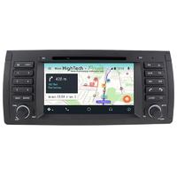 Autoradio GPS Android 9.0 écran tactile BMW Série 5 E39