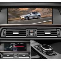 Interface multimédia A/V et caméra de recul BMW X1, BMW X3, BMW X4 et BMW X5 de 2014 à 2017