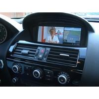 Interface caméra de recul et vidéo BMW Série 1, Série 3, Série 5 et BMW Série 6 de 2004 à 2008