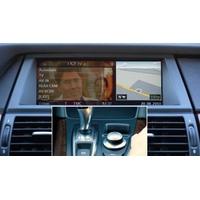 Interface caméra de recul et multimédia vidéo BMW X5 et BMW X6 avec iDrive CCC