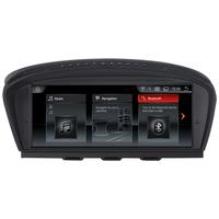 Autoradio écran tactile GPS Bluetooth Wifi Android BMW Série 3 avec Navigation d'origine