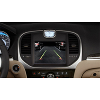 "Interface caméra de recul Chrysler 300 avec Uconnect 8,4"""