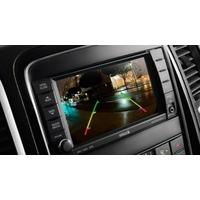 Interface caméra de recul compatible Chrysler Sebring, Aspen, Voyager et Chrysler 300C de 2007 à 2010
