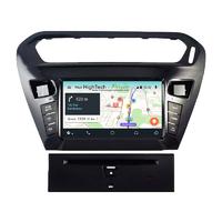 Autoradio Android 9.0 GPS avec Wifi Bluetooth Citroën Elysée