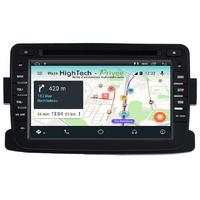 Autoradio GPS Wifi Bluetooth Android 9.1 Dacia Lodgy Logan Dokker Duster et Sandero