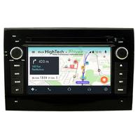 Poste radio à écran tactile Android 9.0 GPS DVD Fiat Ducato depuis 2006