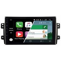 Ecran tactile Android Auto (option Carplay) GPS Wifi Bluetooth Fiat Sedici de 2006 à 2014