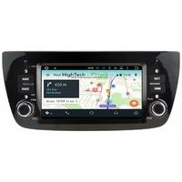 Autoradio GPS Waze Android 9.1 tactile Fiat Doblo de 2010 à 2015 (PAS de lecteur CD/DVD)