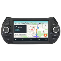 Autoradio GPS wifi Android 9.0 Fiat Qubo et Fiat Fiorino (PAS de lecteur CD/DVD)