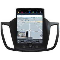 Tablette tactile Tesla Style Ford Kuga de 2013 à 2016 : Android 7.1 GPS Wifi Bluetooth