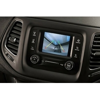 Interface Multimédia et caméra de recul compatible Jeep Compass, Cherokee, Grand Cherokee et Renegade