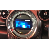 Interface multimédia A/V et caméra de recul Mini Cooper, One, Clubman et Countryman de 2010 à 2014