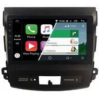 Ecran tactile Android Auto (option Carplay) GPS Wifi Bluetooth Mitsubishi Outlander de 2006 à 2012