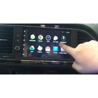 Apple CarPlay et AndroidAuto sur Seat Ibiza de 2015 à 2017