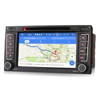 Autoradio Android 9.0 Wifi DAB+ GPS Waze Volkswagen Touareg et Multivan Transporter de 2003 à 2010