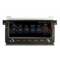 Autoradio Apple Carplay avec écran tactile 22cm DAB+ GPS BMW Série 3 E46 de 1998 à 2006
