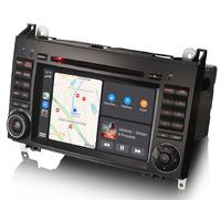 Autoradio Apple Carplay GPS Wifi DAB+ Mercedes Benz Classe A, Classe B, Vito, Viano et Sprinter de 2005 à 2012