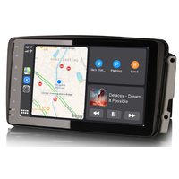 "Ecran tactile 9"" Apple Carplay GPS Wifi DAB+ Mercedes Vito et Viano de 2004 à 2006"