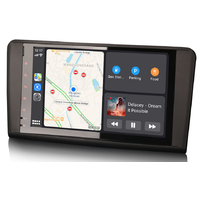 "Ecran tactile 9"" Apple Carplay GPS Wifi DAB+ Mercedes ML et GL de 2005 à 2012"