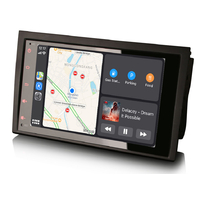 Autoradio GPS Android et Apple Carplay écran tactile DAB+ Seat Exeo