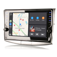 Ecran tactile Android Auto et Apple Carplay GPS Wifi DAB+ Bluetooth Volkswagen Passat de 2010 à 2015