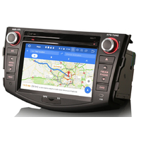 Autoradio Android et Apple Carplay Wifi GPS DAB+ Toyota RAV4 de 2006 à 2012