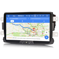 Autoradio à écran tactile 20cm GPS Wifi Bluetooth Android DAB+ Fiat Talento depuis 2016