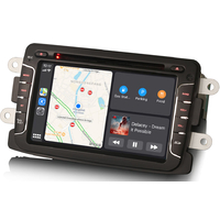 Autoradio GPS DAB+ Bluetooth Android et Apple Carplay Renault Captur, Trafic, Master de 2014 à 2019