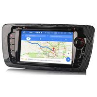 Autoradio Android 9.0 Wifi GPS Waze DAB+ Seat Ibiza de 06/2008 à 2013