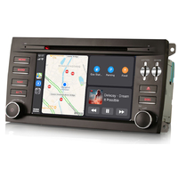 Autoradio Android et Apple Carplay Wifi GPS DAB+ Porsche Cayenne de 2003 à 2010
