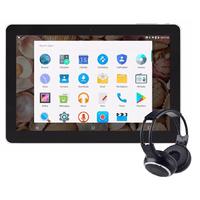 Appui tête avec Tablette Android à écran tactile 26cm et Bluetooth intégré, Wifi