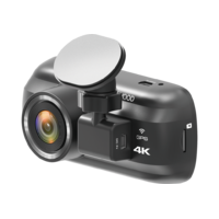 Dashcam avant Kenwood DRV-A601W : Caméra embarquée 4K HD, Wi-Fi, accéléromètre 3 axes et GPS intégré