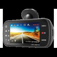 Dashcam avant Kenwood DRV-A501W : Caméra embarquée 2MP HD, Wi-Fi, accéléromètre 3 axes et GPS intégré