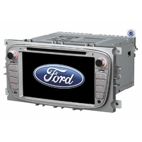 Autoradio écran tactile GPS Bluetooth DVD Ford Mondeo, Focus, S-Max, Galaxy