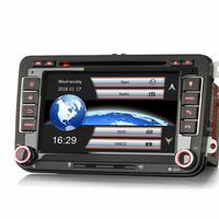 """Autoradio GPS VW Golf 5 & 6, Eos, Scirocco, Touran, Tiguan, Passat, Coccinelle - Ecran tactile 7"""""""