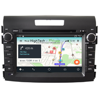 Autoradio Android 9.0 GPS Honda CR-V depuis 2012