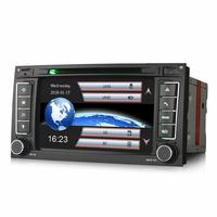 "Autoradio GPS DVD USB Bluetooth écran tactile 7"" Volkswagen Touareg et Transporter"