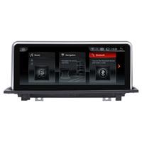Ecran tactile Android GPS Wifi BMW Série 5 de 2009 à 2012 et Série 3 avec Navigation intégré