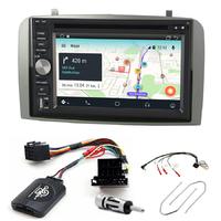 Pack Autoradio GPS Android 10 Wifi Alfa Romeo 147 de 2000 à 2010