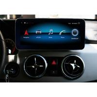 Autoradio tactile Android 10.0 et Apple Carplay Mercedes GLK X204 de 2008 à 2015