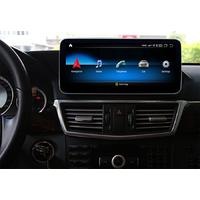Autoradio tactile Android 10.0 et Apple Carplay Mercedes Classe E de 2009 à 2016