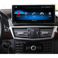 Autoradio tactile Android 10.0 et Apple Carplay Mercedes Classe C W204 de 2008 à 2014