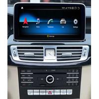 Autoradio tactile Android 10.0 et Apple Carplay Mercedes CLS de 2010 à 2013