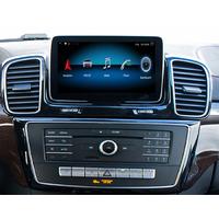 Autoradio tactile Android 10.0 et Apple Carplay Mercedes ML et GL de 2012 à 2015