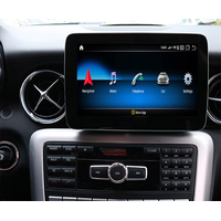 Autoradio tactile Android 10.0 et Apple Carplay Mercedes SLK et SLC de 2011 à 2018
