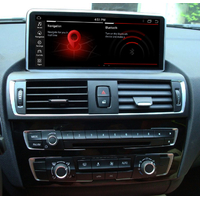 Autoradio tactile Android 10.0 et Apple Carplay BMW Série 1 F20 de 2012 à 2020