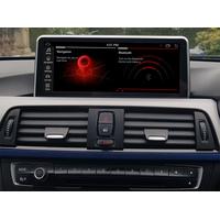 Autoradio tactile Android 10.0 et Apple Carplay BMW Série 3 F30 et BMW Série 4 de 2012 à 2020