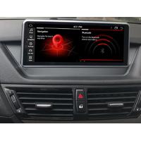 Autoradio tactile Android 10.0 et Apple Carplay BMW X1 E84 de 2009 à 2015