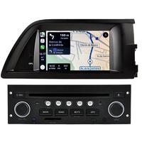 Autoradio tactile GPS Android 10.0 et Bluetooth Citroën C5 de 2008 à 2017
